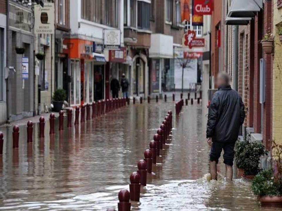 La Senne, la Gette et la Dyle ont débordé de leur lit, causant des inondations en Brabant wallon.
