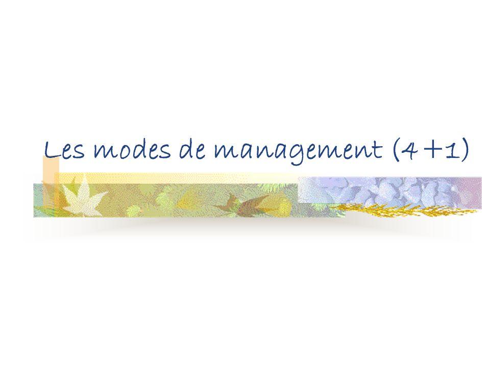 Le management utilise les cinq dimensions Suivantes : 1. Sensorielle 2. Affective 3. Intellectuelle 4. Sociale 5. Spirituelle