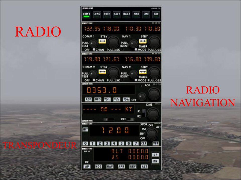 RADIO NAVIGATION TRANSPONDEUR