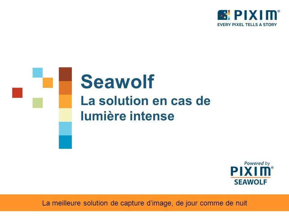 Seawolf La solution en cas de lumière intense La meilleure solution de capture dimage, de jour comme de nuit