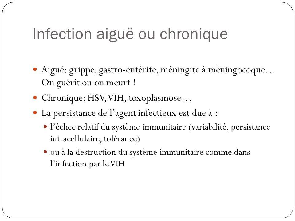 Gastro-entérite à Salmonella Maladie Agent infectieux Pouvoir pathogène Infection aiguë / chronique Moyens de défense de lhôte Mode de transmission Infection endogène / exogène Réservoir Transmission directe / indirecte Facteurs de sensibilité