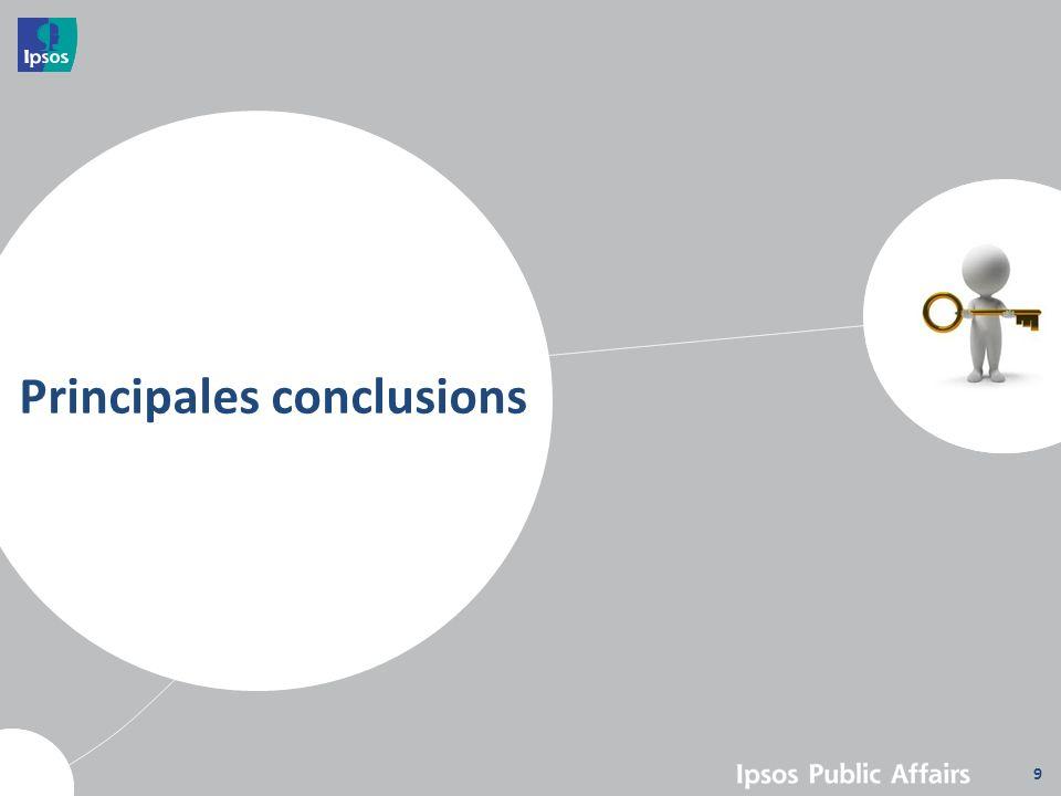 Principales conclusions 9
