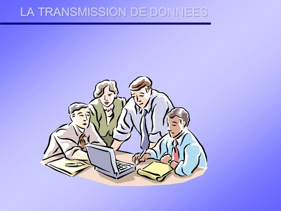 Elle comporte 2 lignes de transmission des données: une pour chaque sens, ainsi qu un ensemble de lignes de contrôle et de commandes nécessaires à I établissement d un canal de communication.