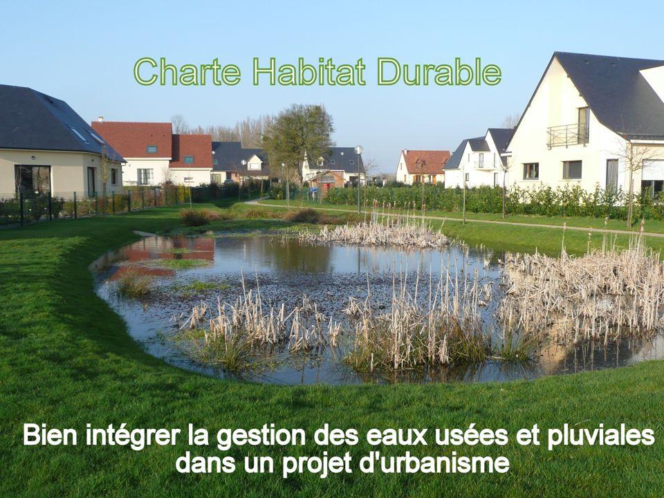 CONCLUSION La gestion des eaux (usées et pluviales) ne doit pas être considérée comme un frein à la densification.