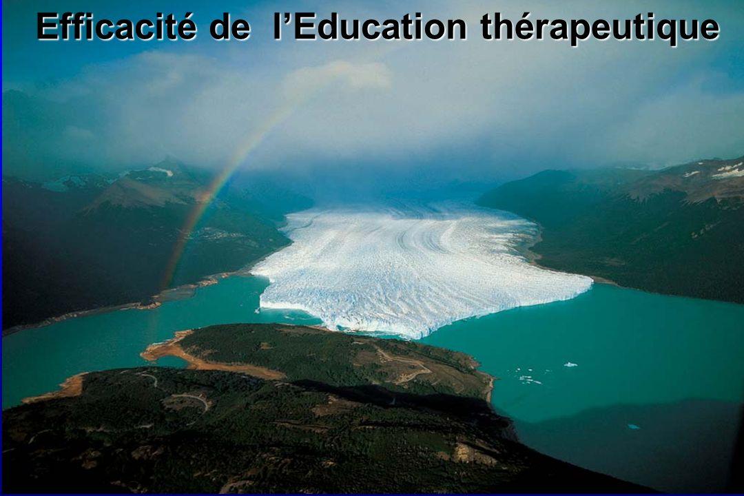 Efficacité de lEducation thérapeutique