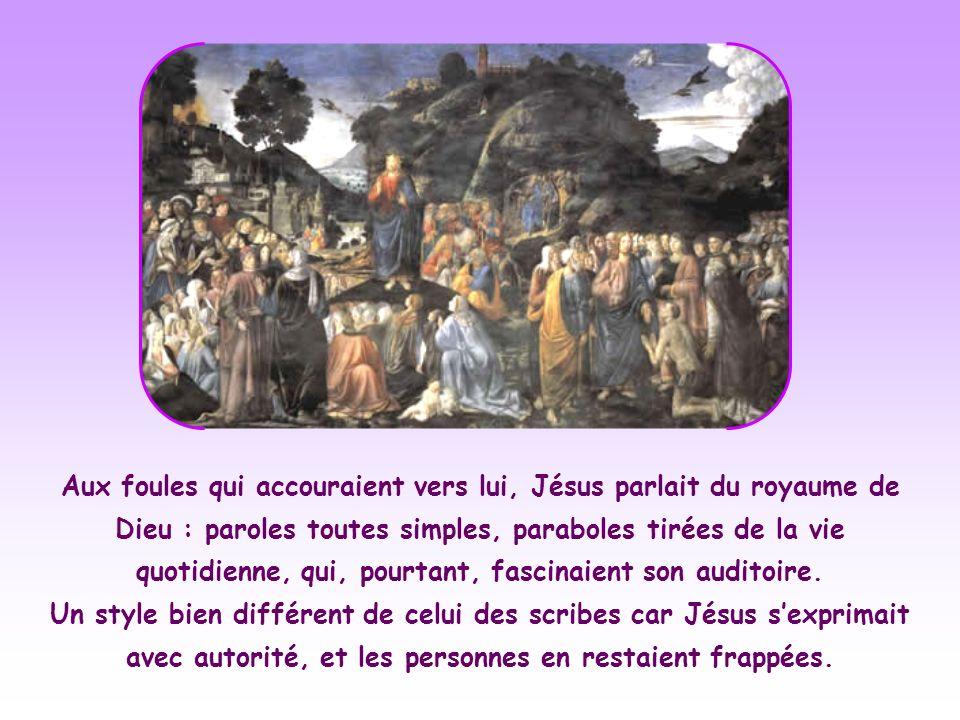 « Seigneur, à qui irions-nous ? Tu as des paroles de vie éternelle. » « Seigneur, à qui irions-nous ? Tu as des paroles de vie éternelle. » (Jn 6,68).