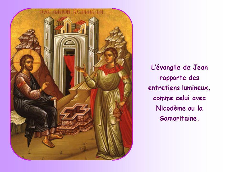 « Jamais homme na parlé comme cet homme » répondent aux grands prêtres et aux pharisiens les gardes chargés darrêter Jésus, et qui navaient pas exécut