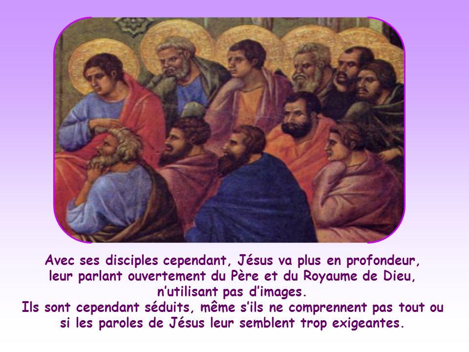 Lévangile de Jean rapporte des entretiens lumineux, comme celui avec Nicodème ou la Samaritaine.
