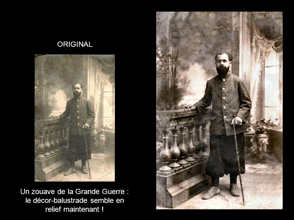 Petite moustache à la mode à lépoque (1914) ORIGINAL