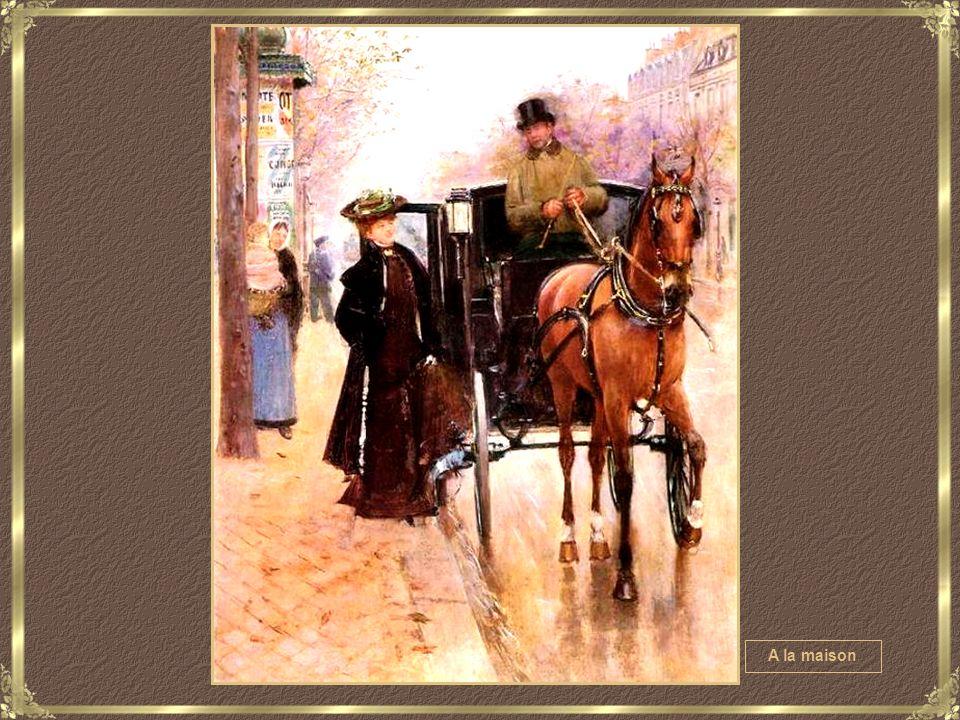 Jean Béraud, né à Saint-Pétersbourg le 12 janvier 1849 et mort à Paris le 4 octobre 1935, est un peintre français. Peintre de genre dit « pompier », a