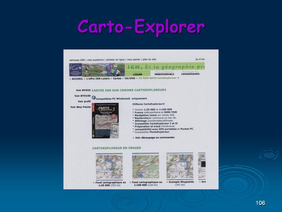 106 Carto-Explorer