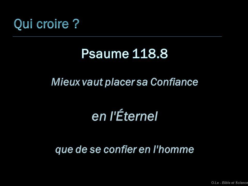L Homo Erectus O.Le - Bible et Science