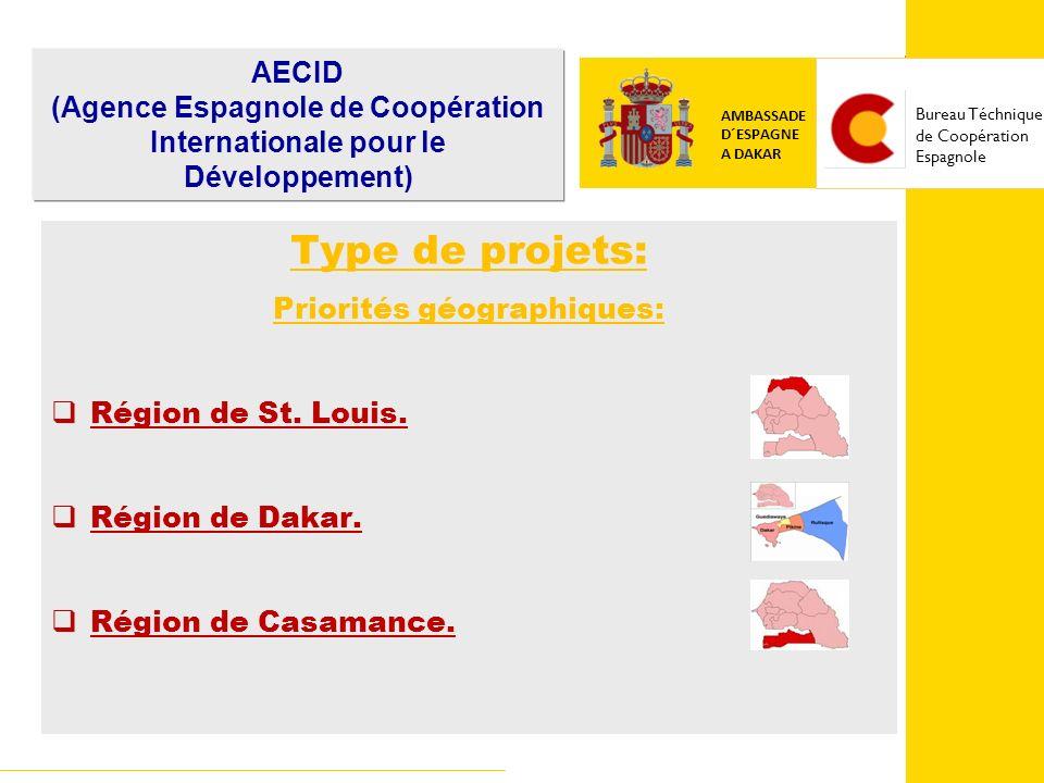COOPERACIÓN ESPAÑOLA EMBAJADA DE ESPAÑA EN BOLIVIA MERCI DE VOTRE ATTENTION Pour davantage dinfo: ON LINE www.aecid.es INFORMATION À DAKAR.