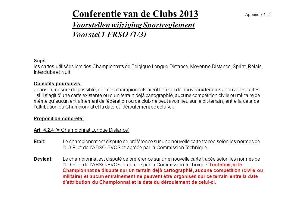Sujet: les cartes utilisées lors des Championnats de Belgique Longue Distance, Moyenne Distance, Sprint, Relais, Interclubs et Nuit.
