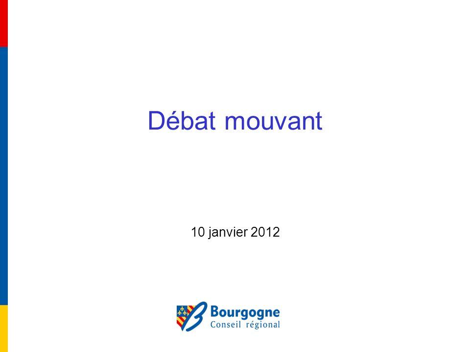Débat mouvant 10 janvier 2012