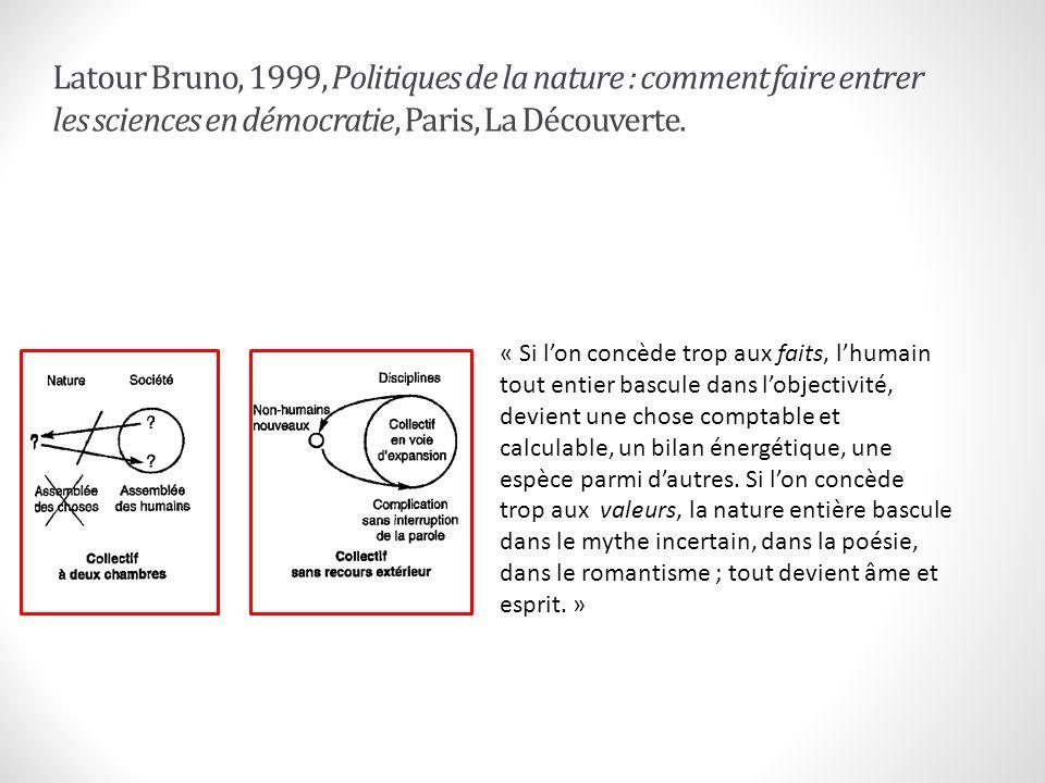 B OURG Dominique, W HITESIDE Kerry, 2010, Vers une démocratie écologique.