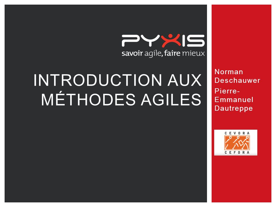 © Pyxis Technologies inc. REFACTORING