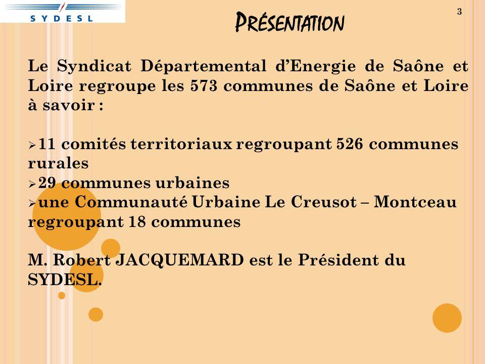 L ES 11 COMITÉS TERRITORIAUX 4 Comité territorialNbre de communes Président(e) Autunois47M.