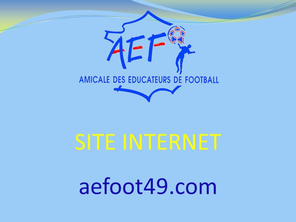 SITE INTERNET aefoot49.com