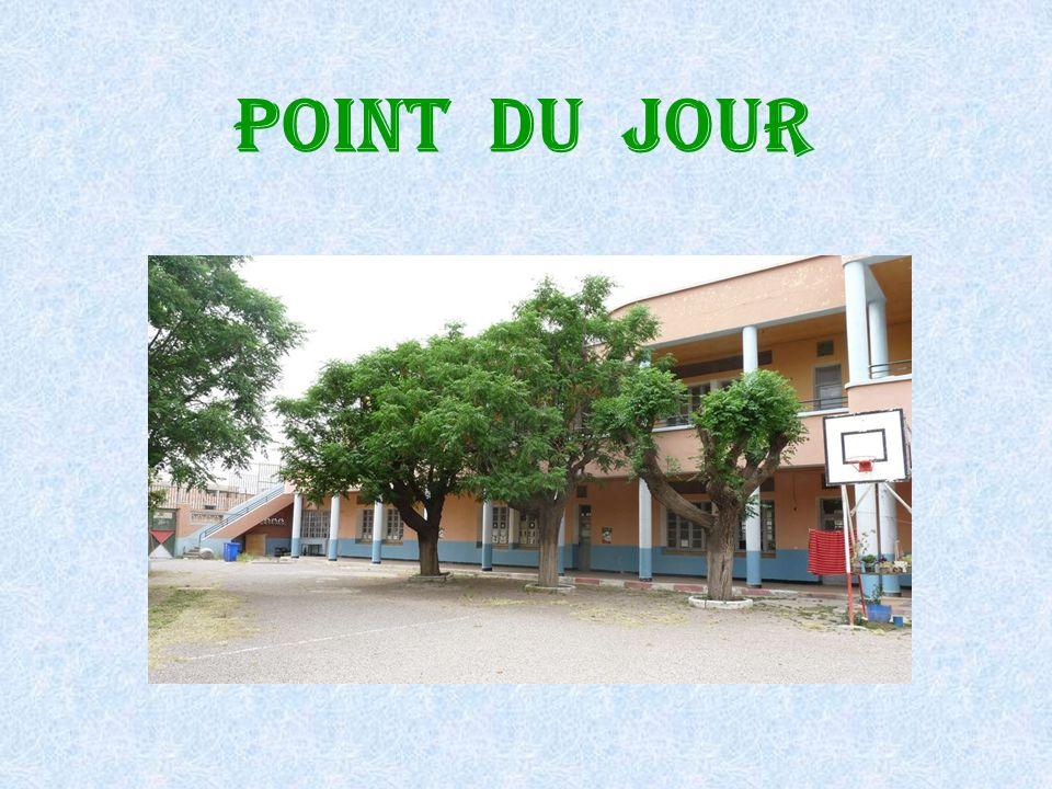 Village Nègre : le Marché.