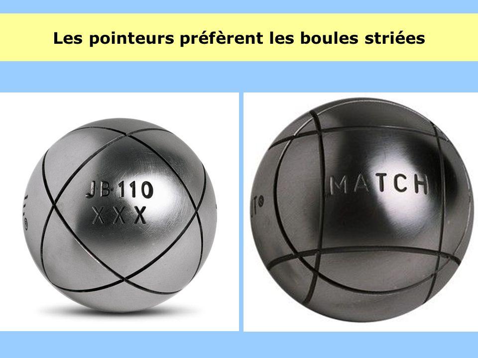 En tête-à-tête, le joueur a 3 boules Marco FOYOT