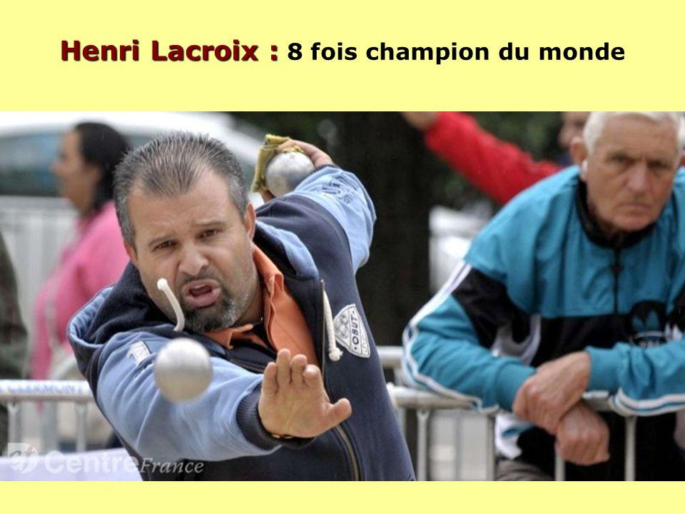 Philippe Quintais : Philippe Quintais : 12 fois champion du monde