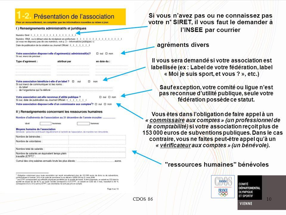 CDOS 8610