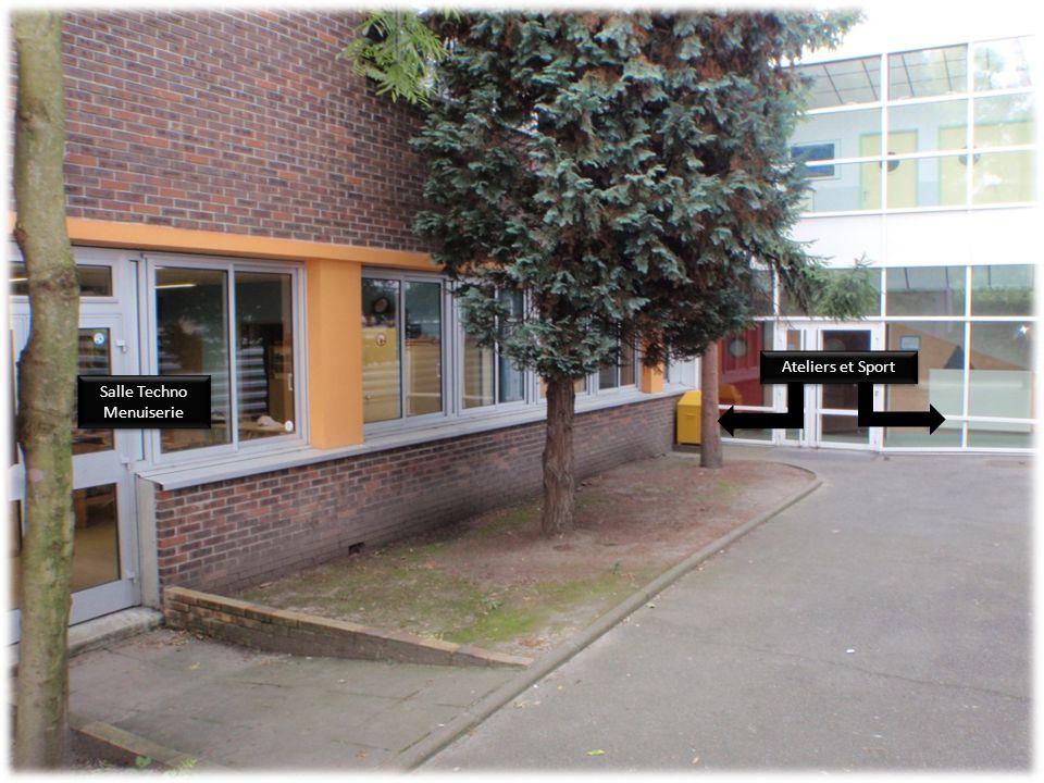 Salle Techno Menuiserie Salle Techno Menuiserie Ateliers et Sport