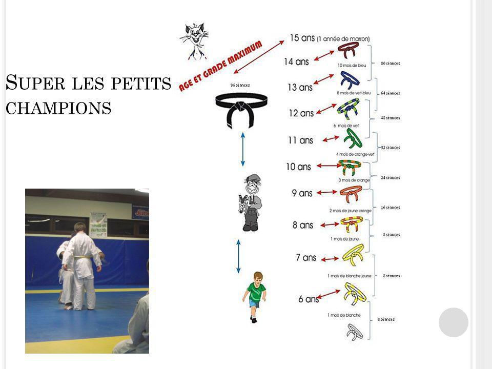 S UPER LES PETITS CHAMPIONS