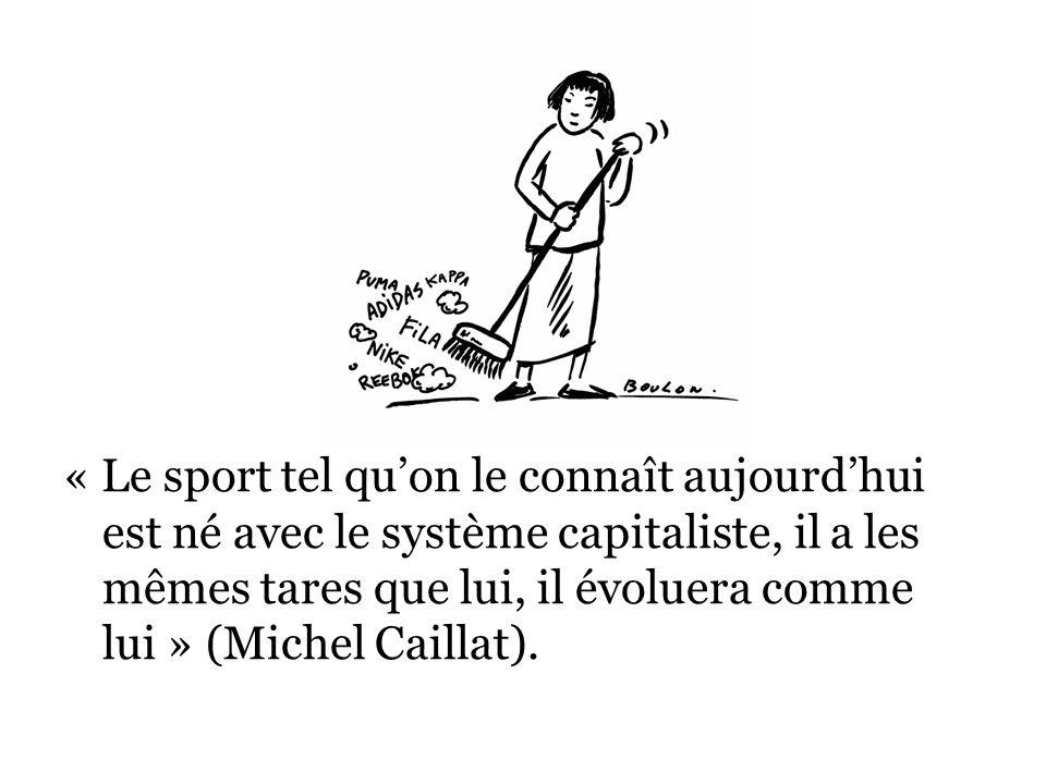Comportements égocentriques de lélite sportive.Tricherie, dopage, violence, racisme, exclusion.
