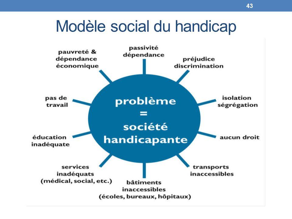 Modèle social du handicap 43
