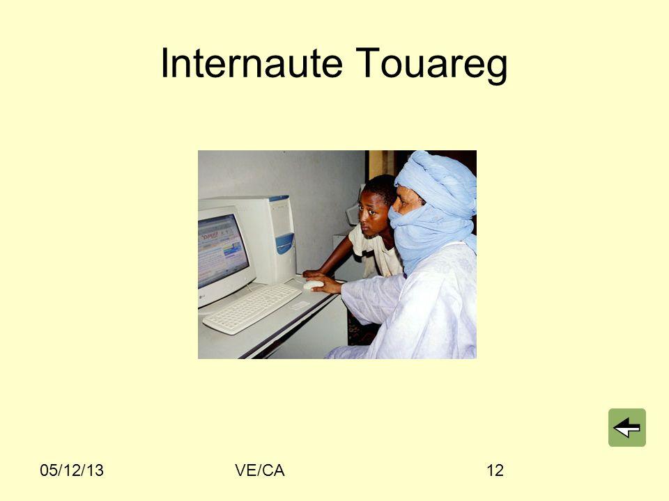 05/12/13VE/CA12 Internaute Touareg