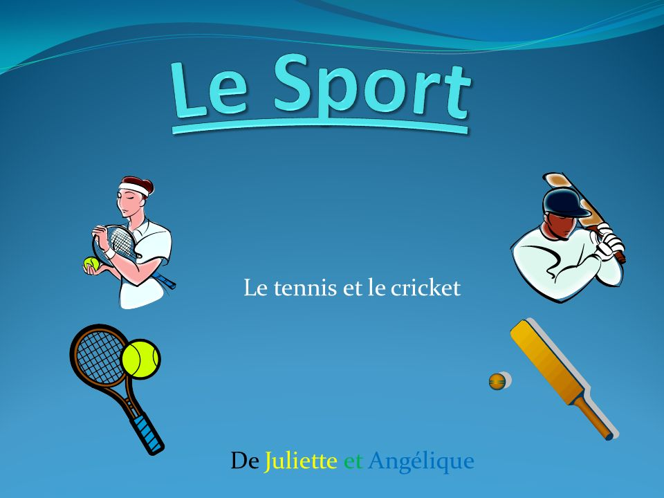 Le cricket est-il un sport très pratiqué en France et en Angleterre .