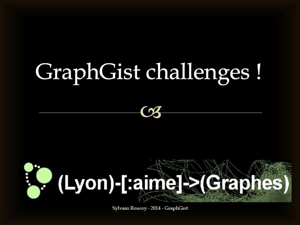 Sylvain Roussy - 2014 - GraphGist