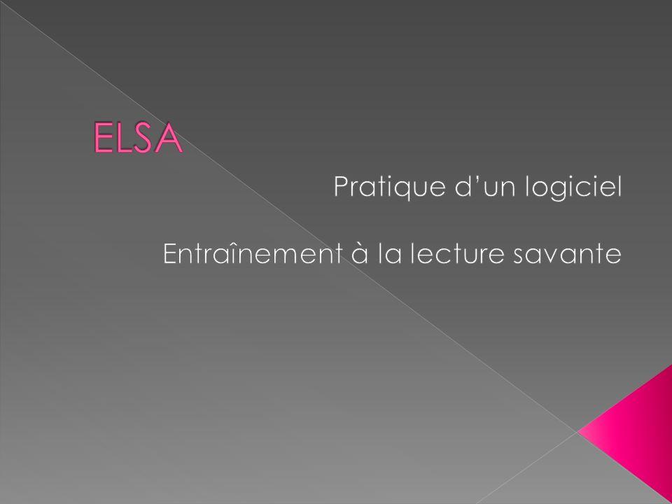Logiciel créé par lAFL, L Association Française pour la Lecture qui a été créée en 1967.