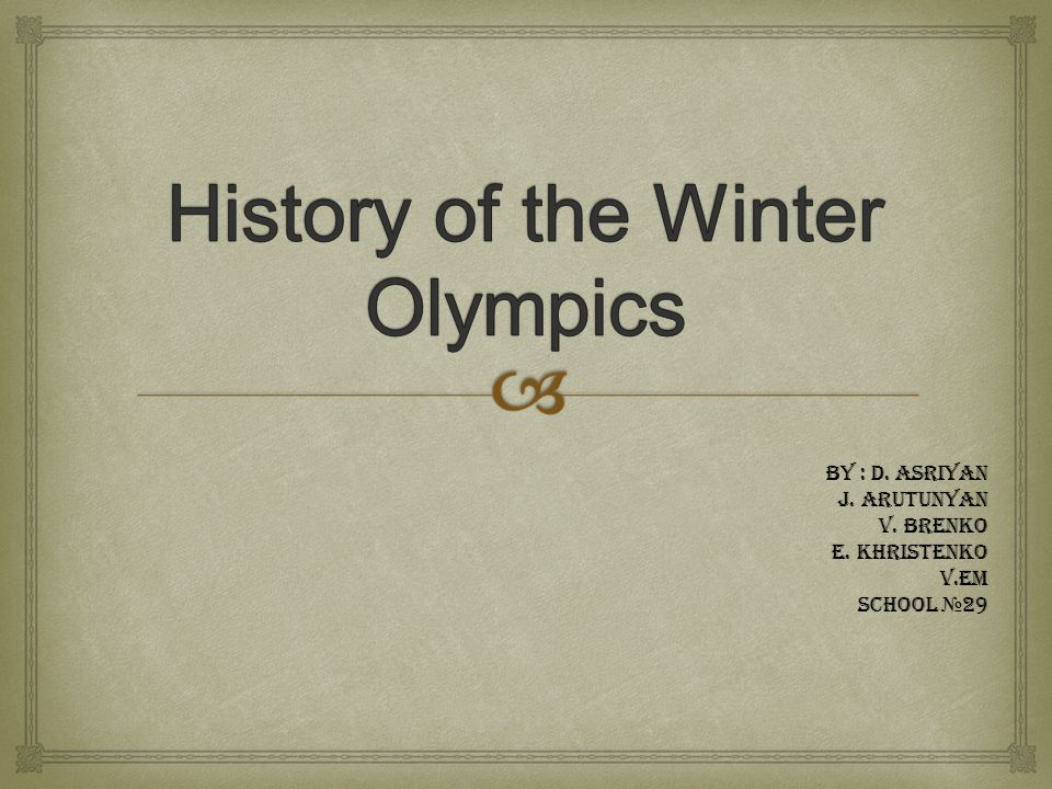 OsloOslo, NorwayNorway The Olympic Games came to Scandinavia for the first time in 1952.The 1952 Winter Olympics were officially known as the VI Olympic Winter Games were held in Oslo, the capital of Norway.