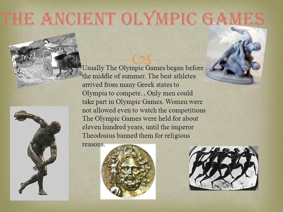Pierre de Coubertin MODERN OLYMPICS