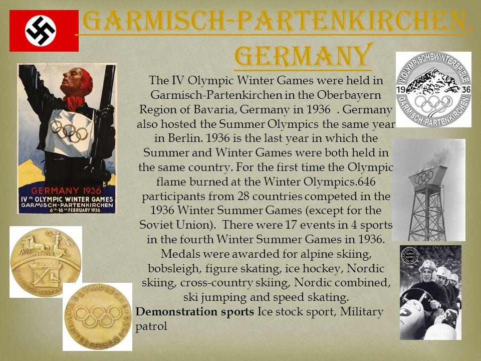 Garmisch-Partenkirchen Garmisch-Partenkirchen, Germany Garmisch-Partenkirchen ist ein Markt und zugleich Kreishauptort des Landkreises Garmisch- Partenkirchen sowie Zentrum des Werdenfelser Landes.Obwohl Garmisch-Partenkirchen etwa 27.000 Einwohner hat, ist es keine Stadt, sondern eine von 13 sogenannten leistungsfähigen kreisangehörigen Gemeinden in Bayern.
