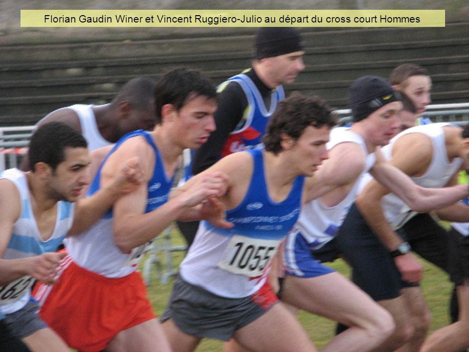 Adame Sarhane, 8 ème de la course Juniors Hommes