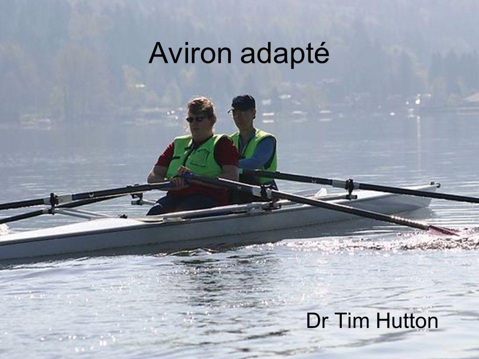 Dr Tim Hutton Aviron adapté