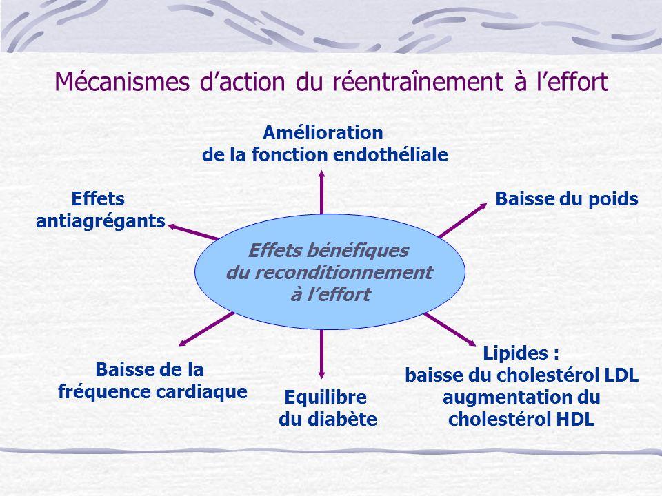 Indications de la réadaptation Le patient coronarien (IDM ou angioplastie ).