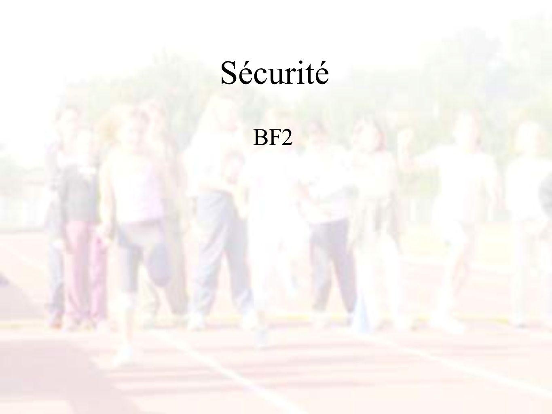 Sécurité BF2