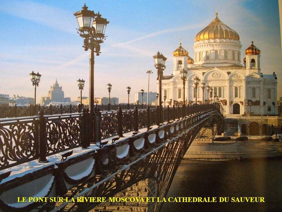 LA RIVIERE MOSCOVA