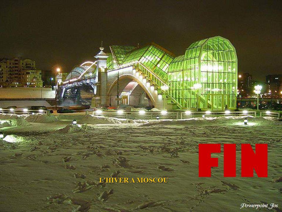 ENTREE DU PARC DES EXPOSITIONS DE MOSCOU