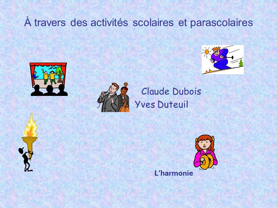1. La langue française… la parler laméliorer lenrichir
