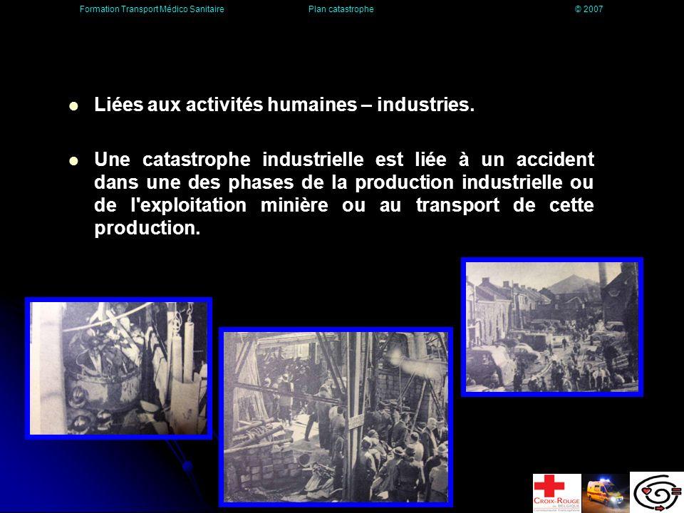 Seuil de déclenchement Le seuil de déclenchement du plan dintervention se définit en Belgique : Présence simultanée de 5 victimes graves.
