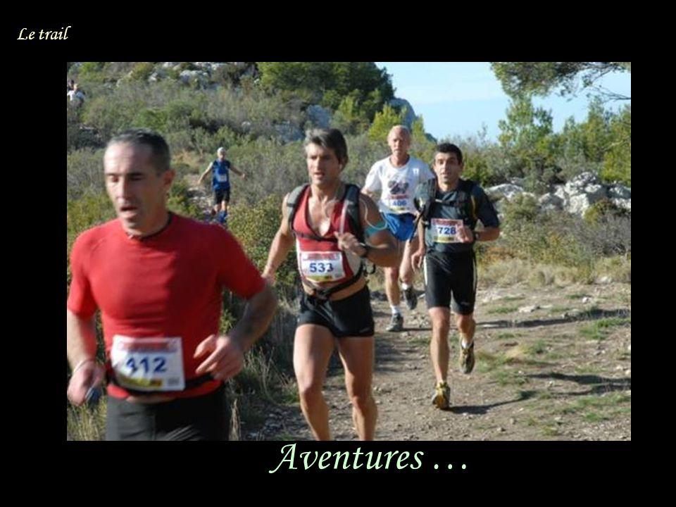 Aventures … Le trail