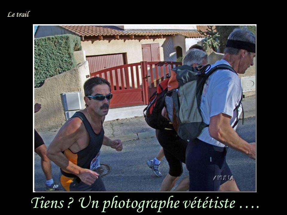 Tiens Un photographe vététiste …. Le trail