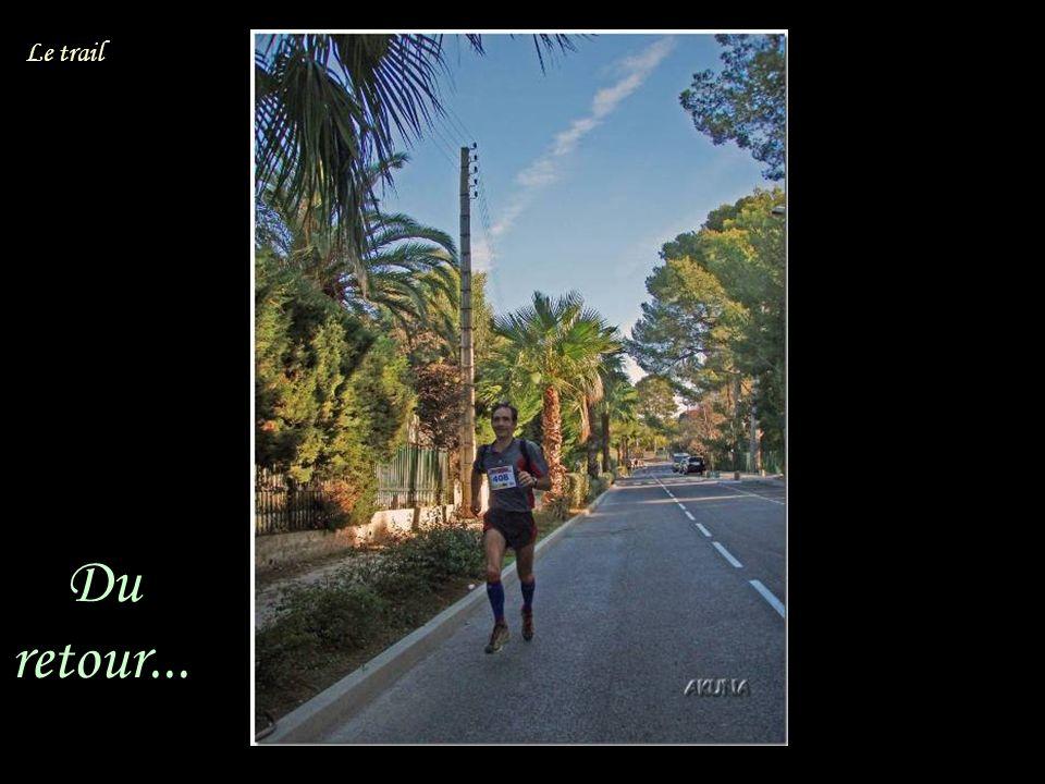 Du retour... Le trail