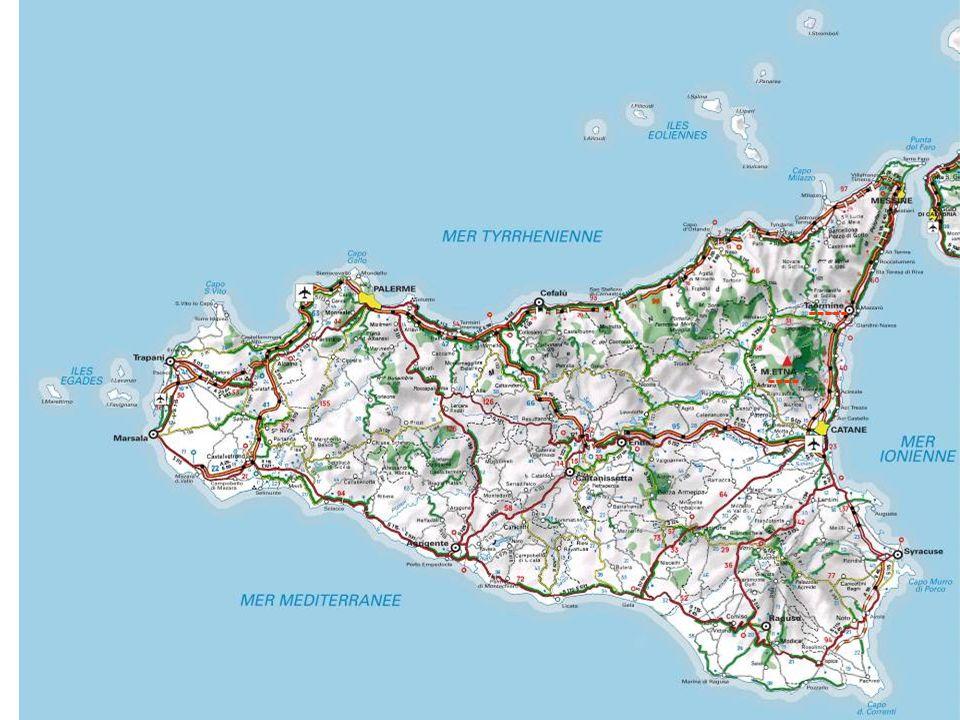 La SICILE lEtna et Taormina le 8 septembre 2012